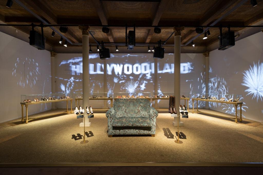 Im Museo Salbatore Ferragamo dreht sich alles um die Schuh-Ikone und seine Kreationen.