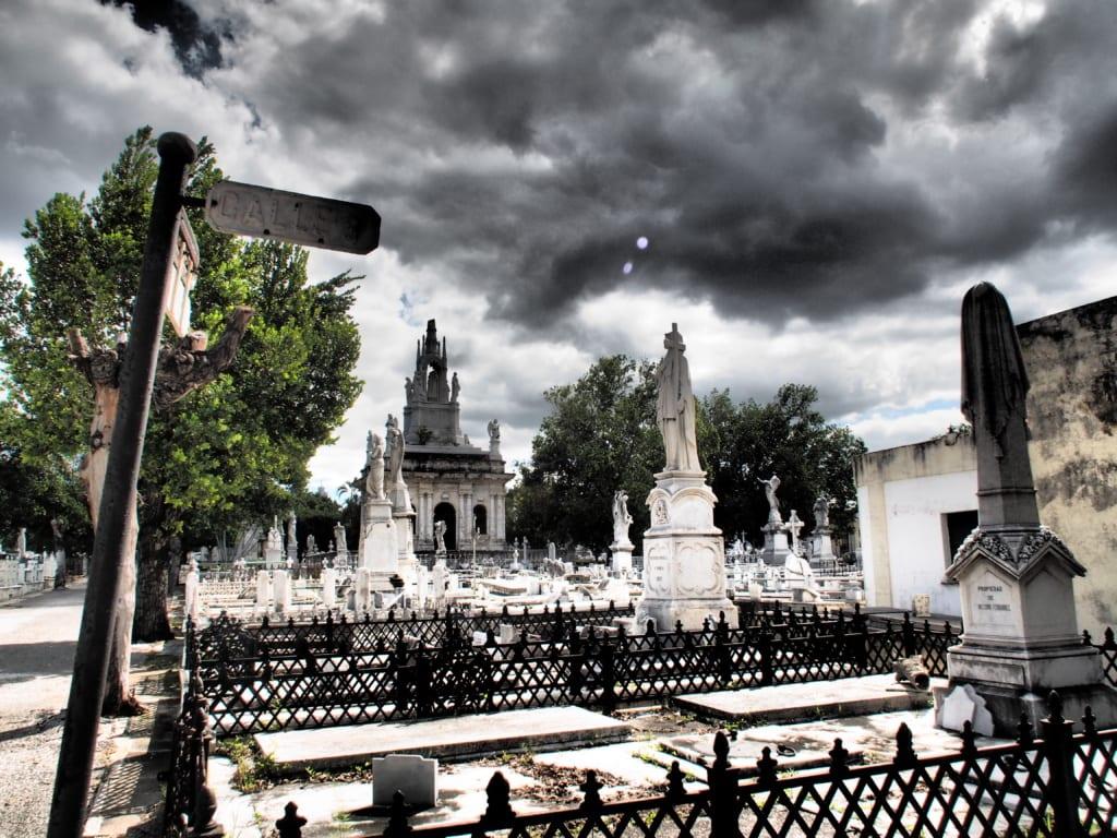 Cementerio Cristóbal Colón - Friedhof in Havanna