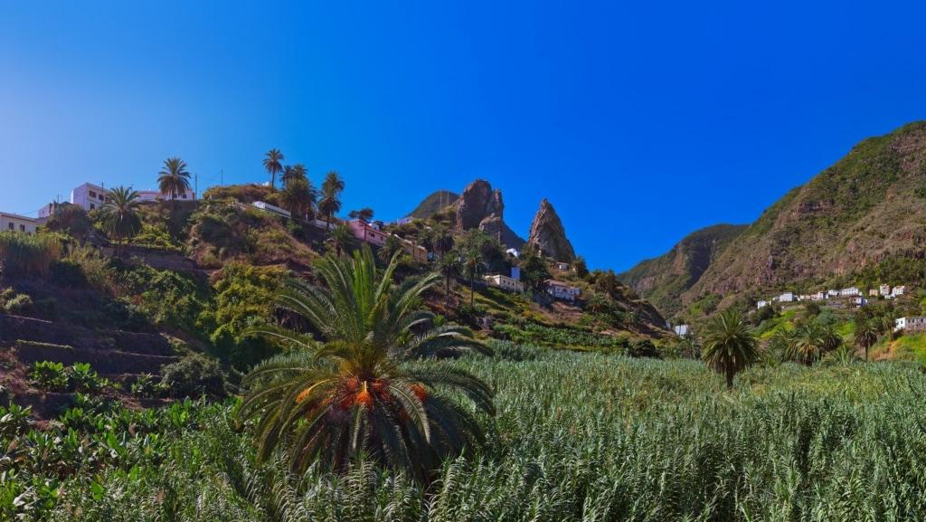 Wanderreise durch La Gomeras Norden: Vallehermoso