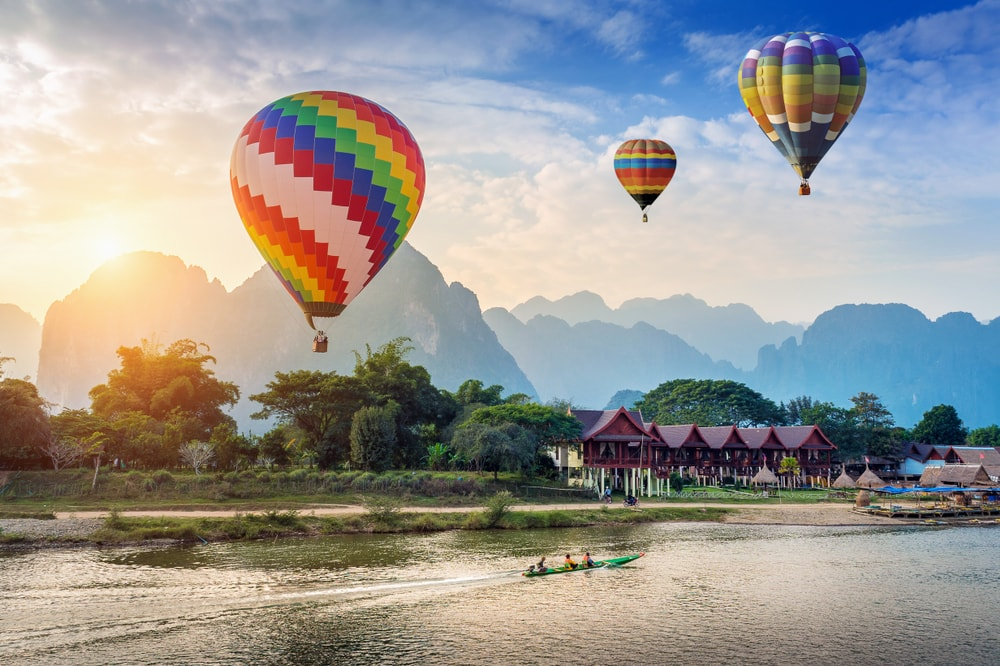 Was man in Laos gesehen haben muss: Vang Vieng