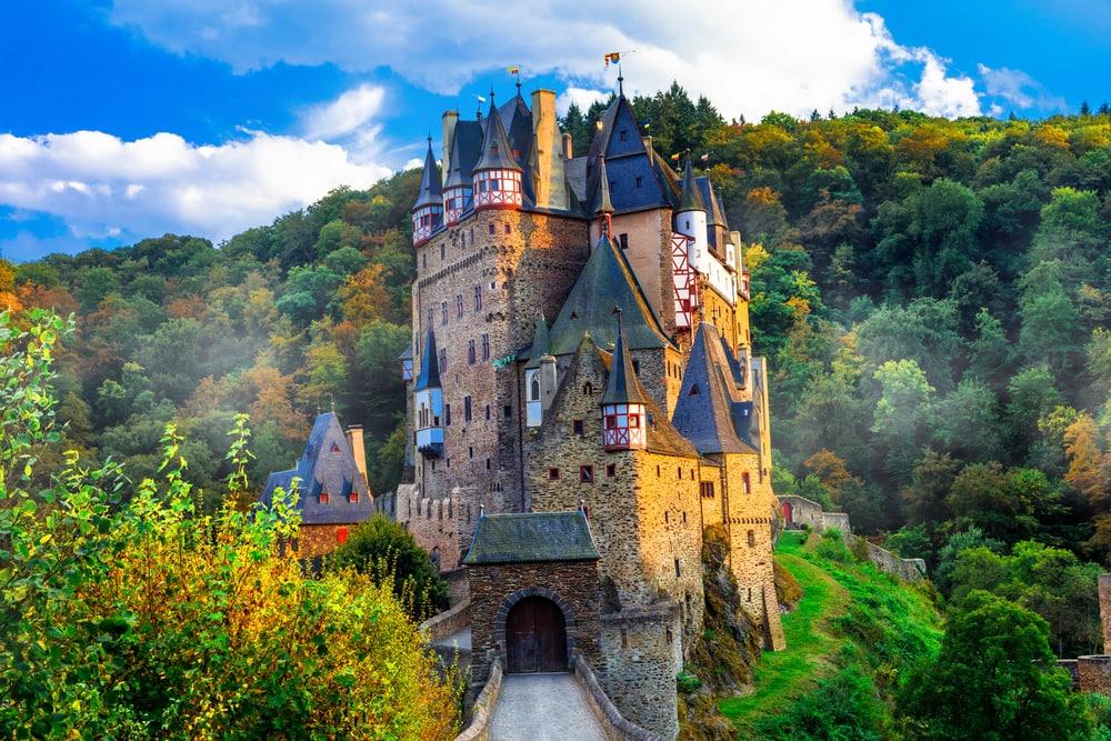 Unterwegs an der Untermosel: Burg Eltz
