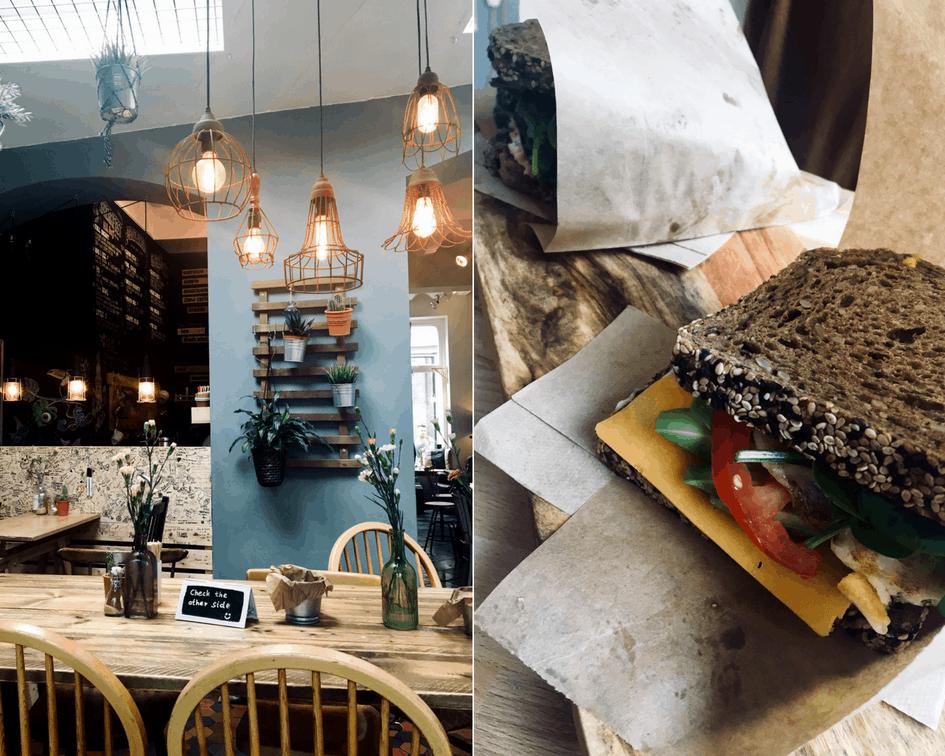 Die besten Sandwiches in Maastricht gibt es im Livin Room