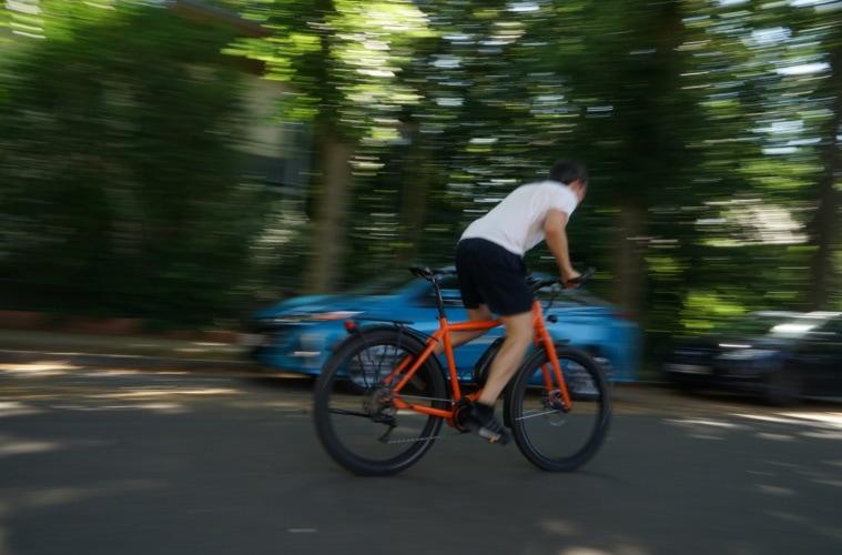 Unterwegs mit dem E-Bike Velotraum