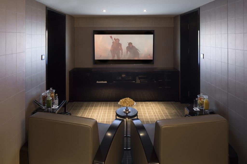 Peninsula Beijing Suite mit eigenem Kino