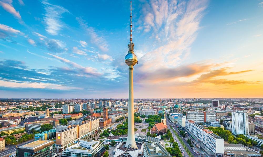 Deutschland in Superlativen: Berliner Fernsehturm