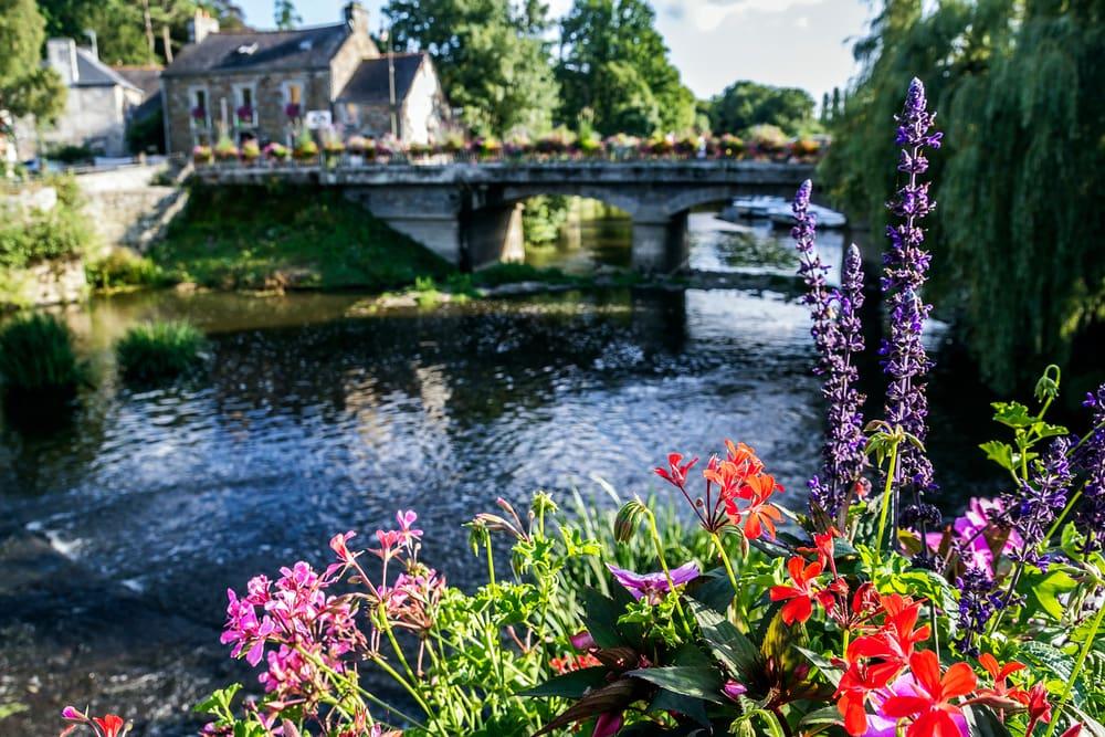 La Gacilly in Frankreich