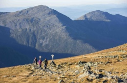 Wanderwege in New Hampshire: Mount Washington