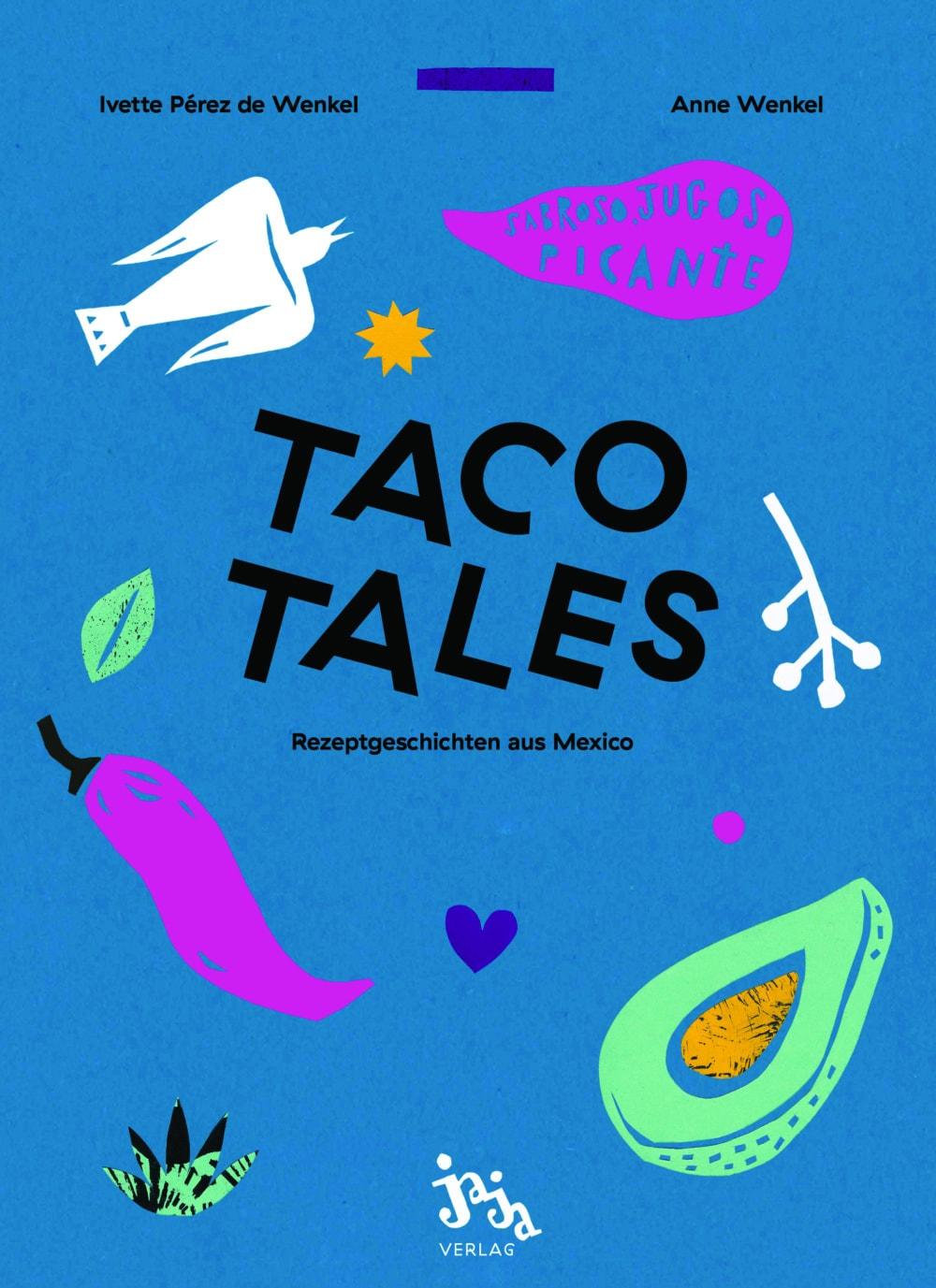 Cover des Kochbuches Taco Tales