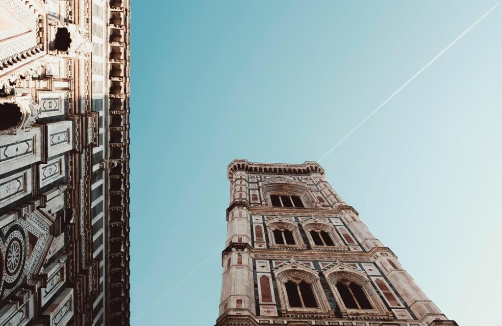 Gebäude in Bologna
