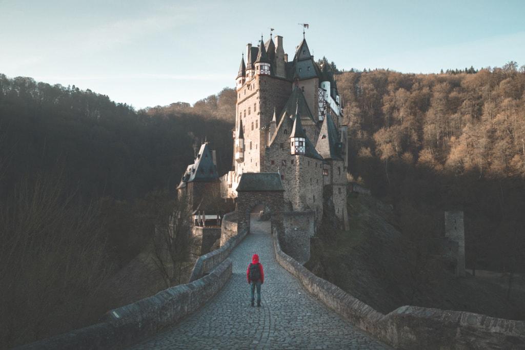 Die schöne Burg Eltz bei Koblenz wurde zum Instagram-Star.
