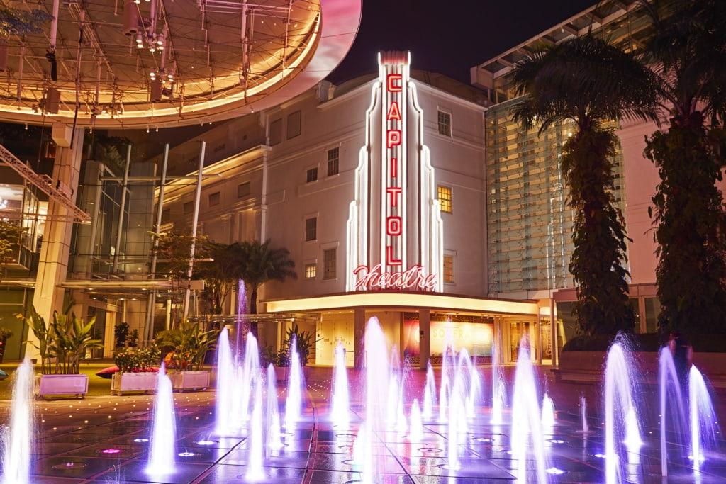 Hoteleröffnungen im Herbst 2018: Kempinksi Hotel beim Capitol Theatre in Singapur