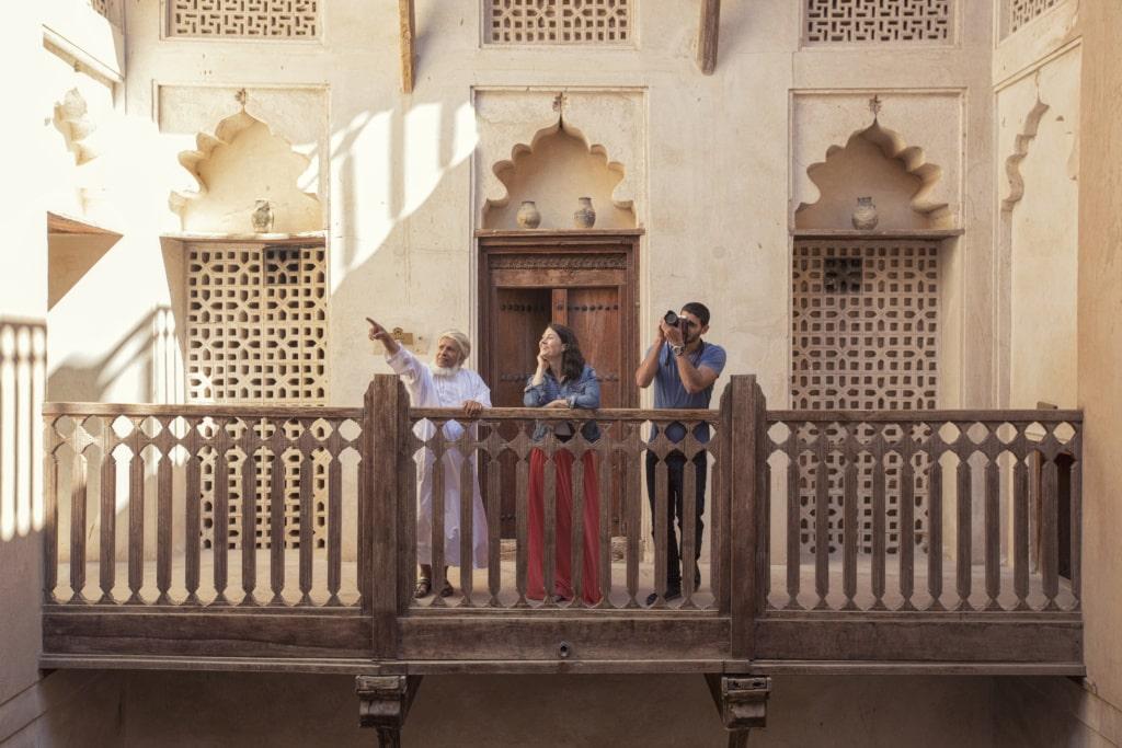Jabrin in Oman