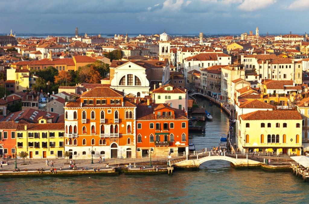 In Venedig werden die Gondeln gebaut und repariert, wo, das verraten wir euch!
