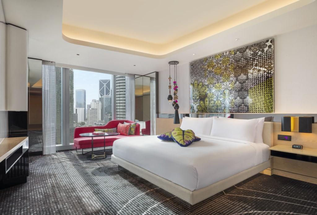 Hoteleröffnungen im Herbst 2018: Zimmer im W Kuala