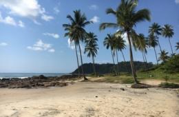 Strand in Itacare
