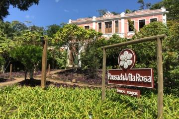 Kakaoplantage Fazenda Vila Rosa in Bahia