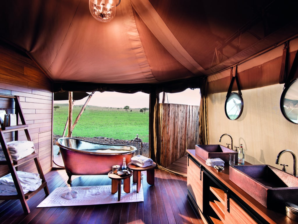 Das One Nature Nyaruswiga Camp ist der Luxus-Camping-Traum schlechthin.