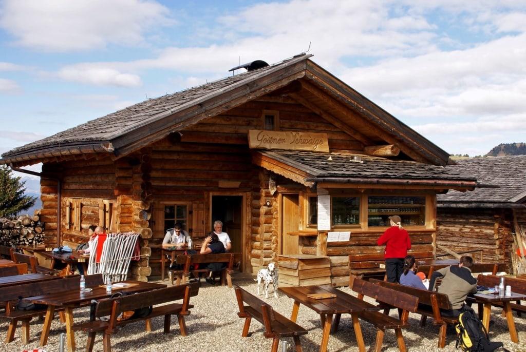 Gostner-Schwaige-Hütte