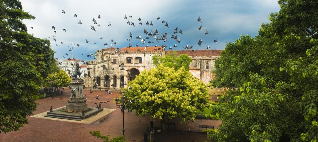 Main Square in Santo Domingo