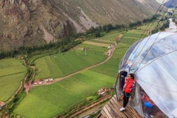 Skylodge Adventure Suites, Urubamba, Peru