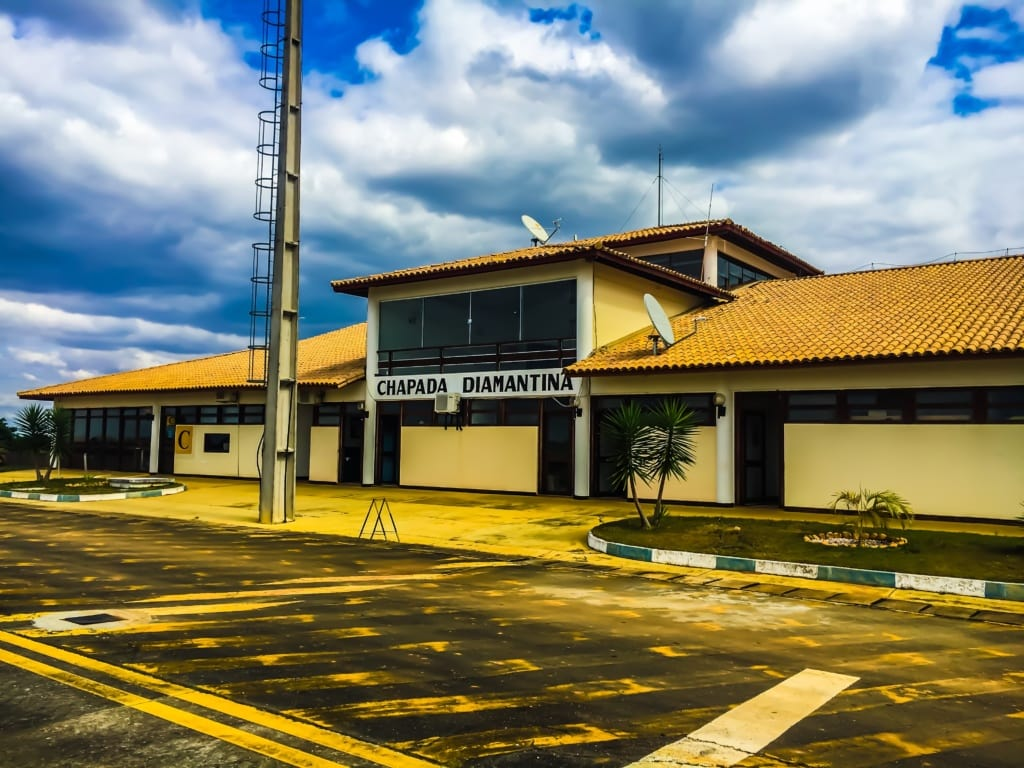 Airport Chapada Diamantina