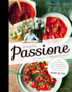 Abogeschenk Kochbuch Gennaros Passione