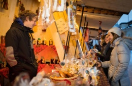 Weihnachtsmarkt Ritten, Südtirol
