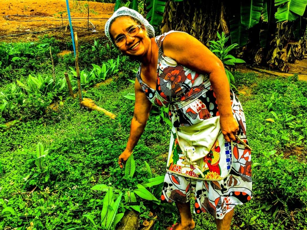 Farmerin Vao in der Chapada Diamantina