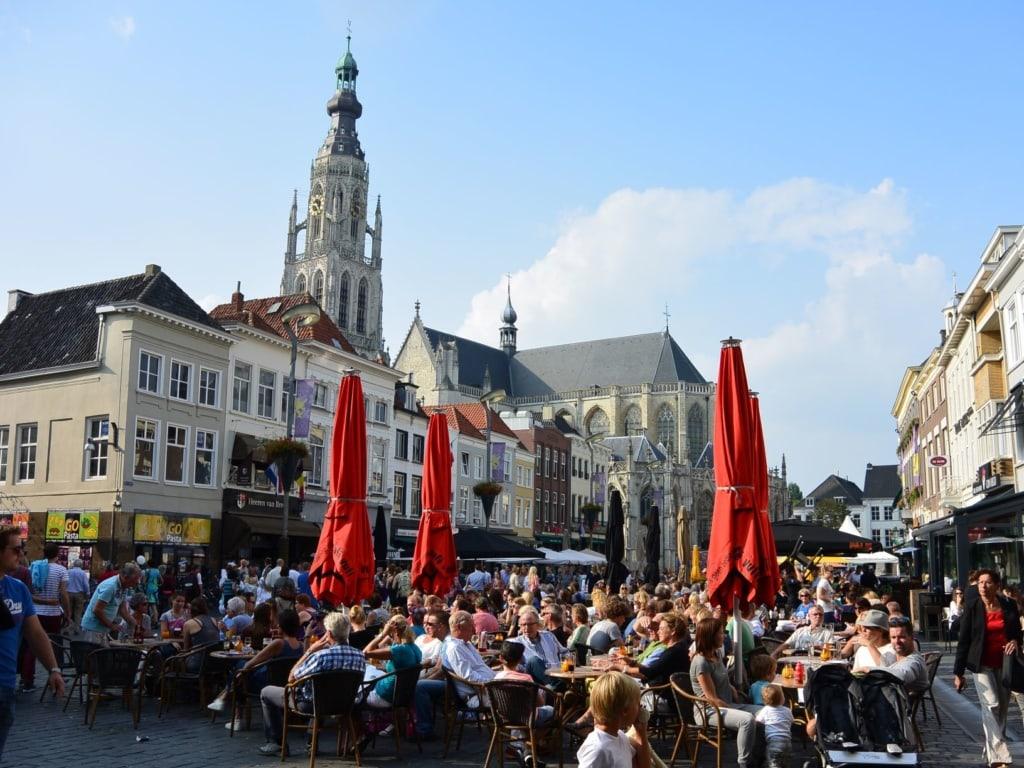 Großer Markt in Breda