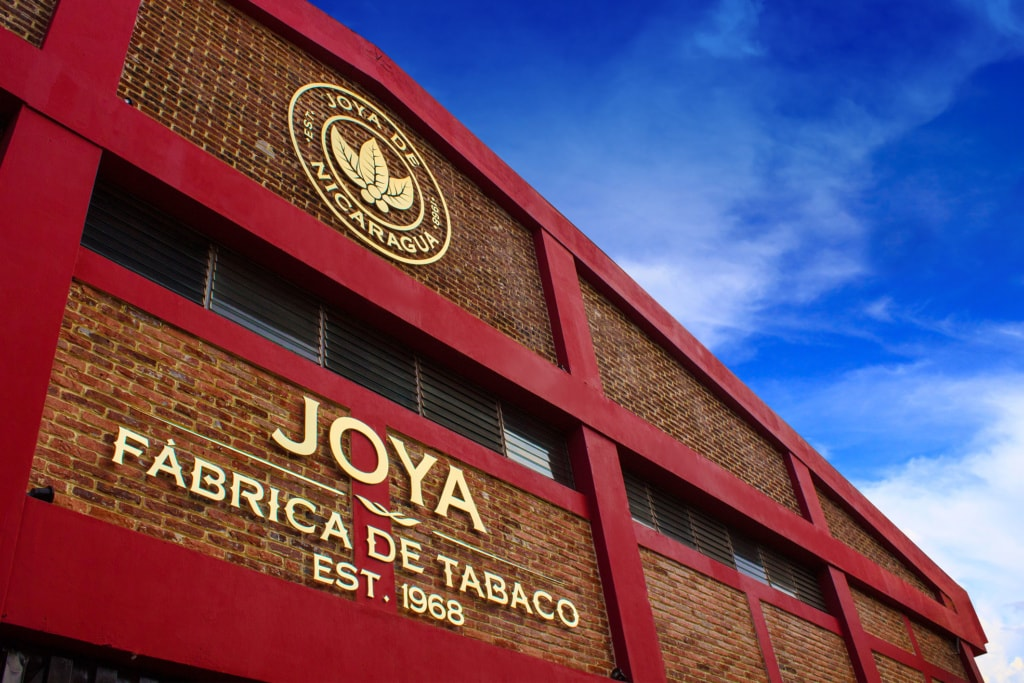Gebäude der Joya de Nicaragua