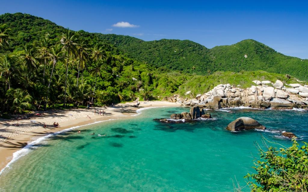 Kolumbien hat gleich zweimal Meer zu bieten: die Karibikkpste und die wilden Strände am Atlantik.