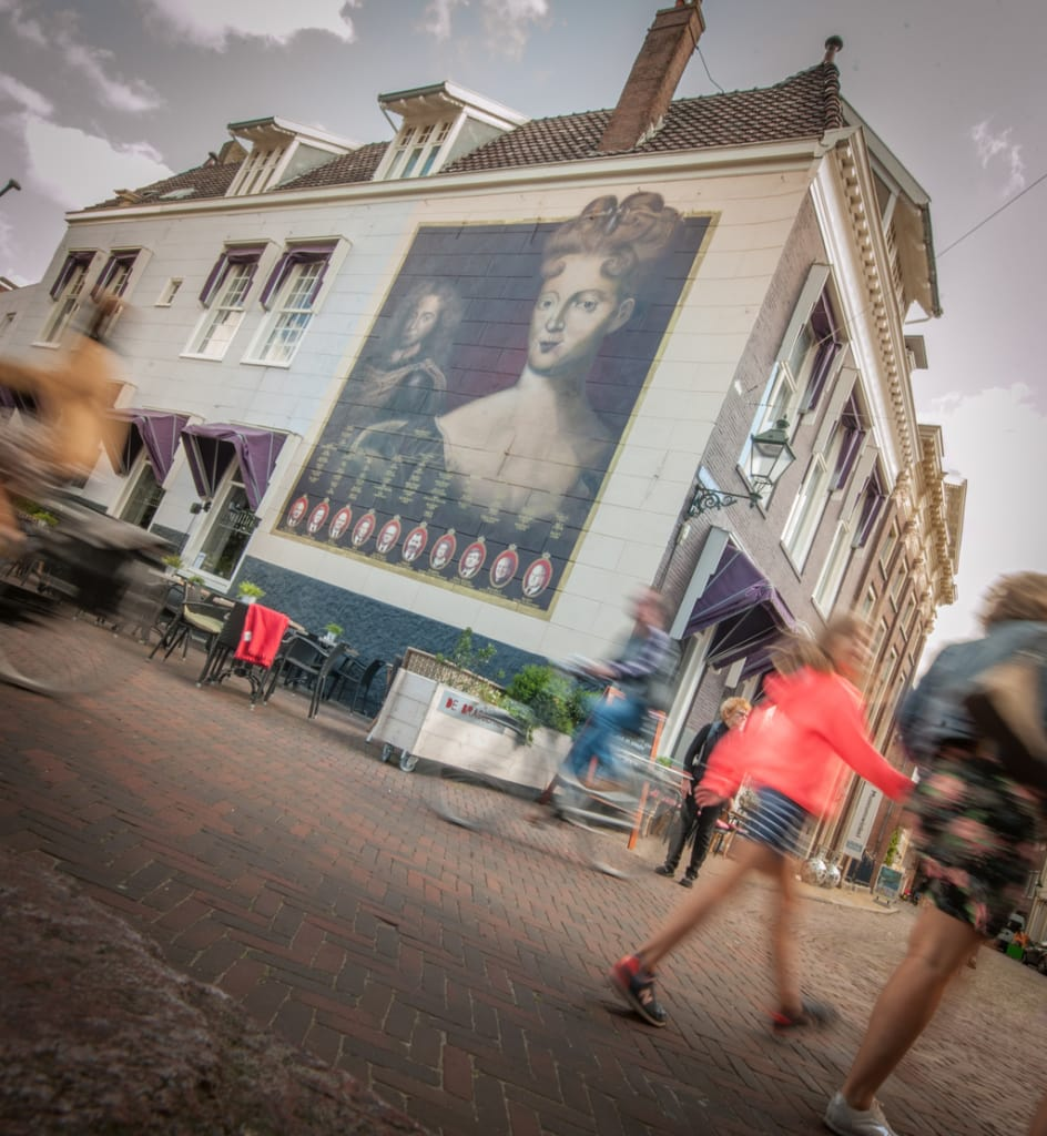 Zentrum in Leeuwarden