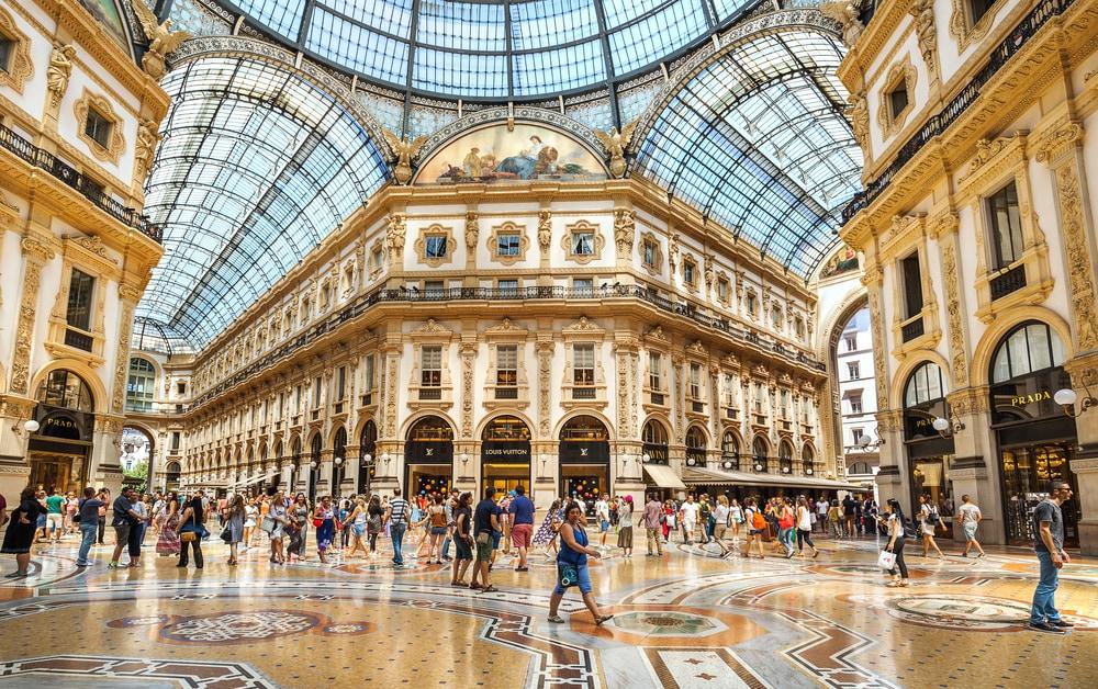 Quadrilatero della Moda in Mailand