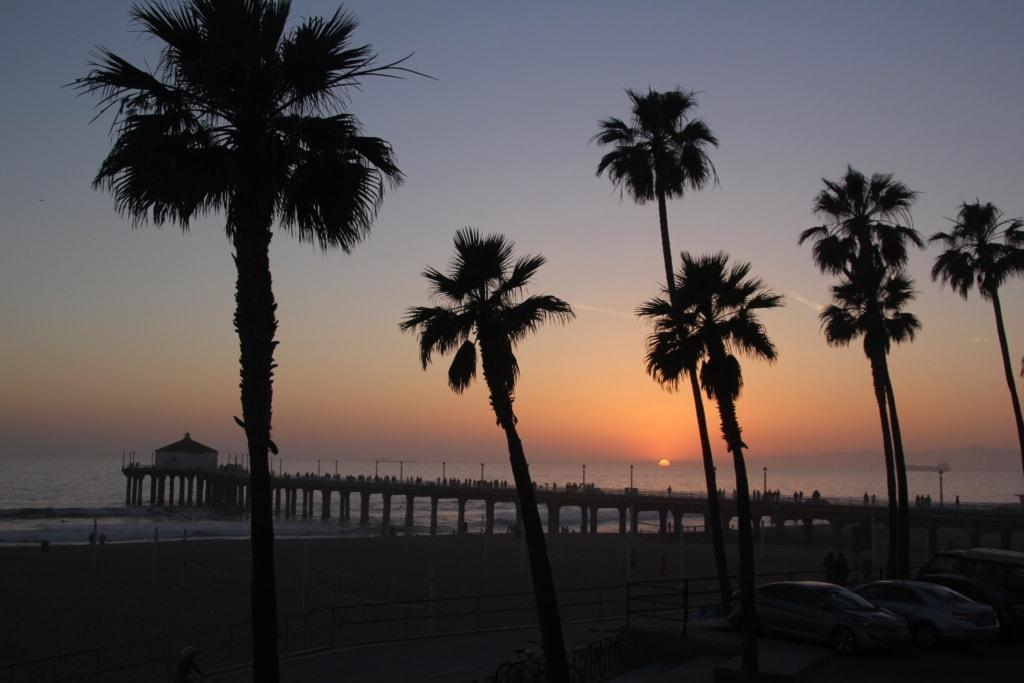 Venice Beach in L.A.