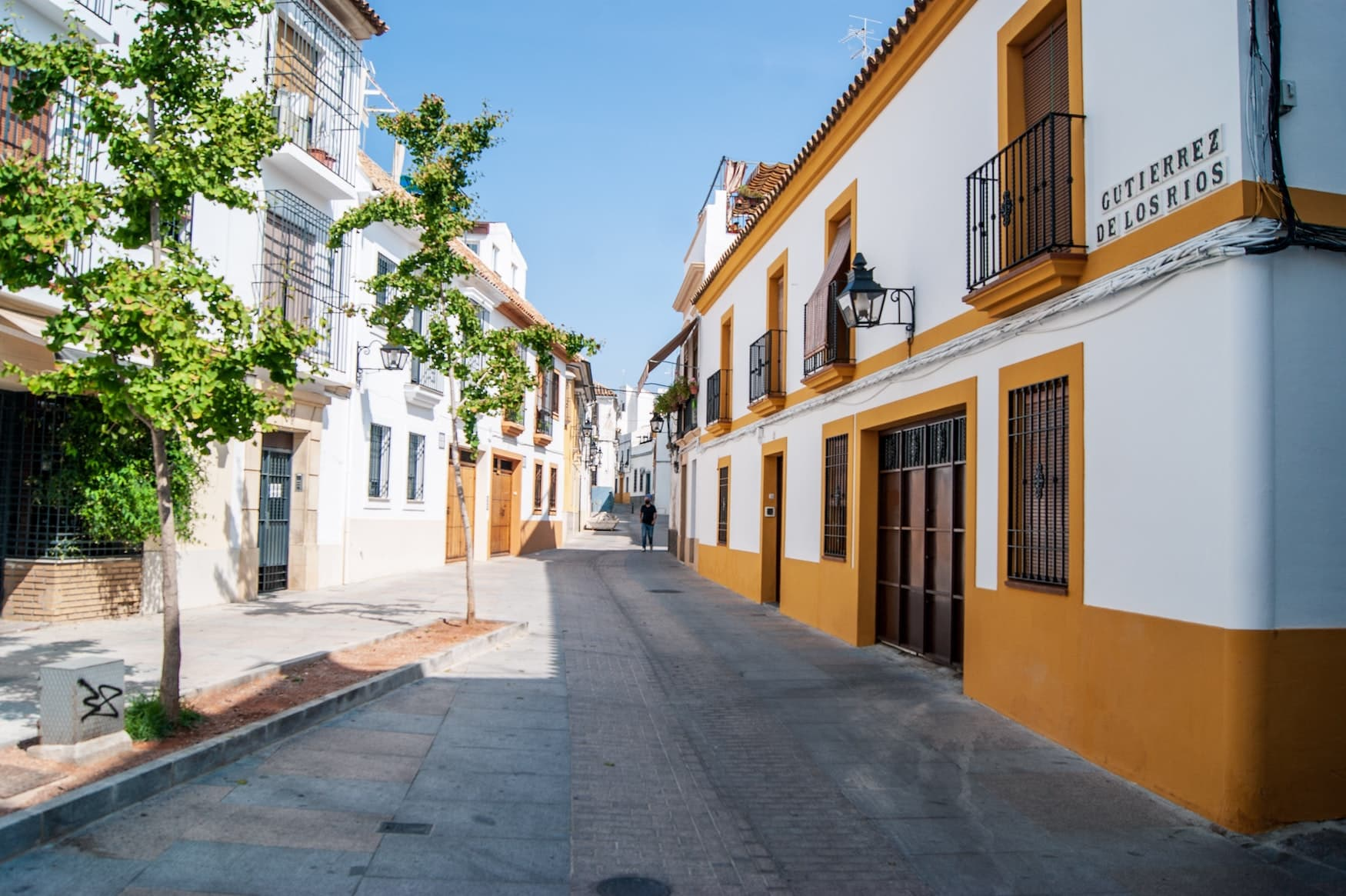 Altstadt in Córdoba, Spanien
