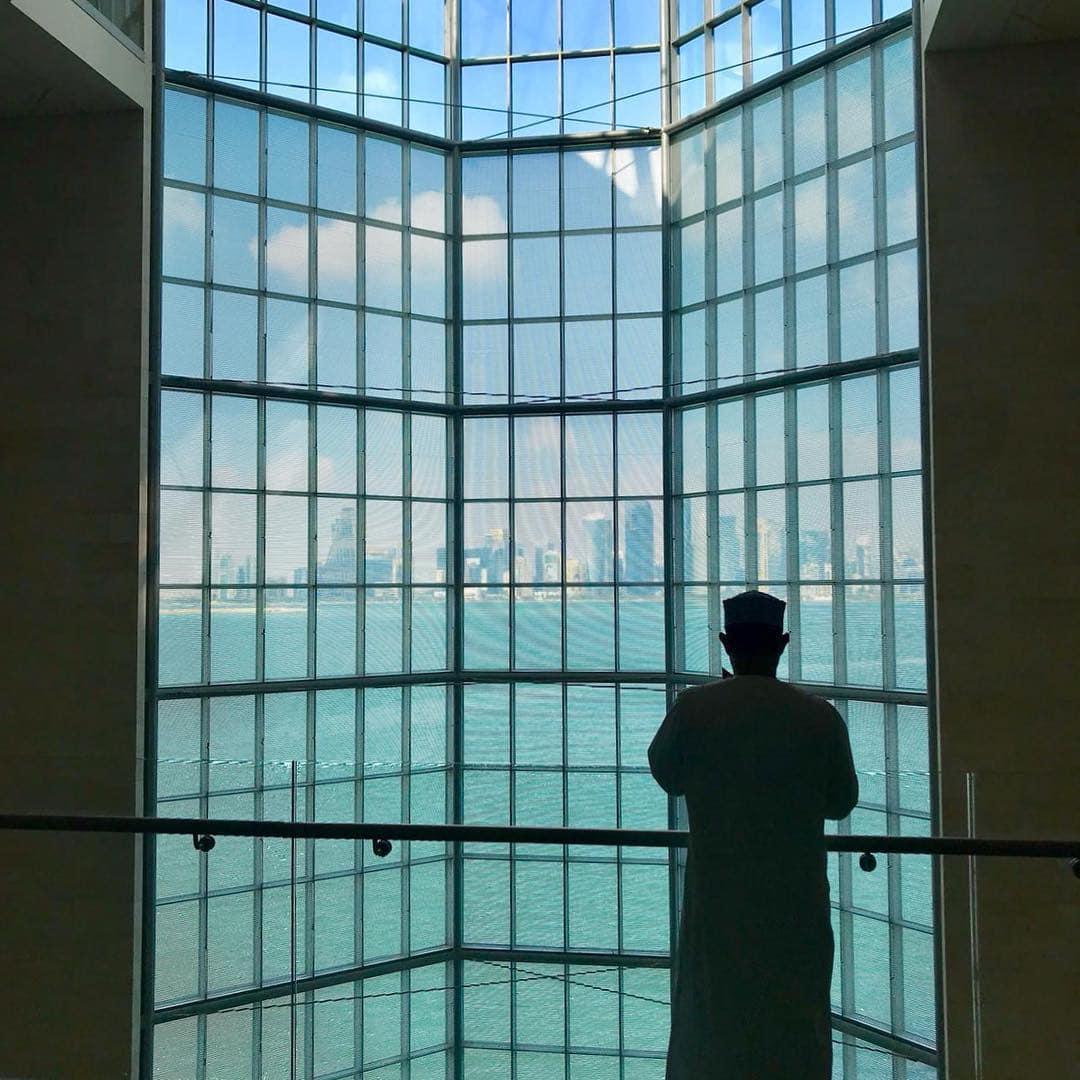 Museum of Islamic Art in #Qatar. Dort hat sich für uns @verenawolff umgesehen. Nicht nur die Architektur von I.M.Pei – der Schöpfer der Louvre-Pyramide in Paris – hat sie fasziniert. Ein Besuch lohnt sich auf jeden Fall.