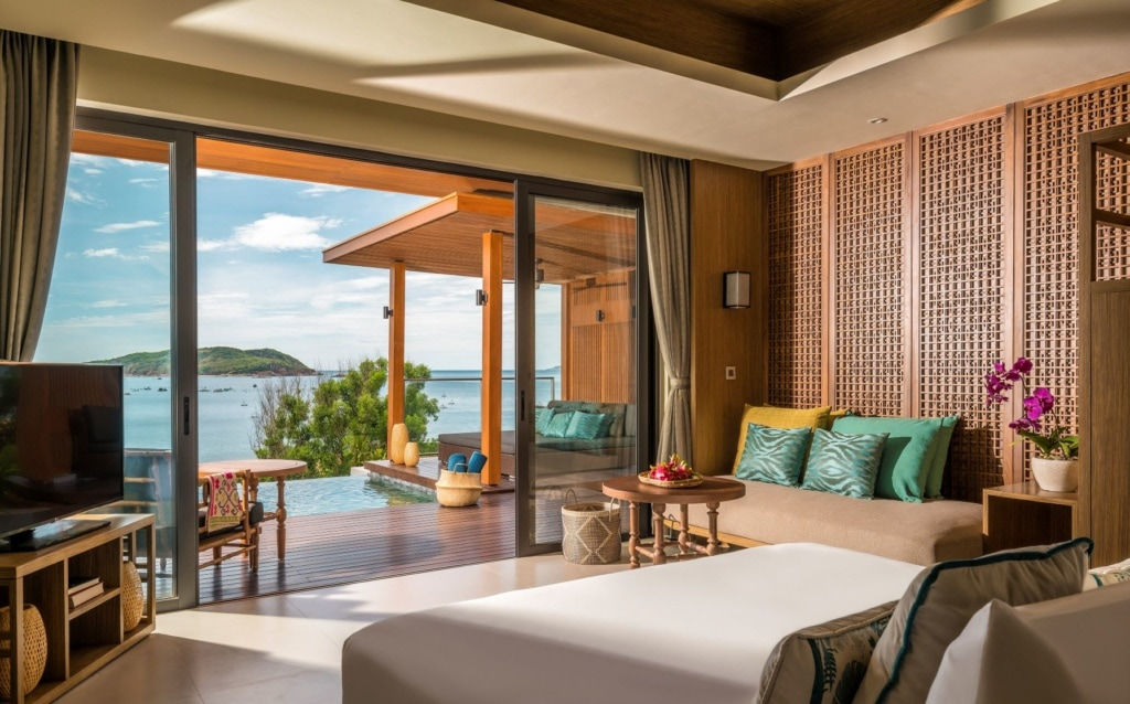 Anantara Quy Nhon Villas Hillside Pool Villa