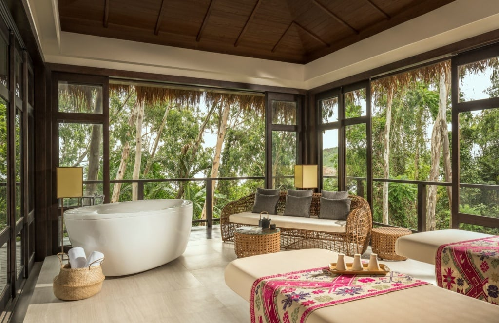 Anantara Quy Nhon Villas Spa Treatment Room