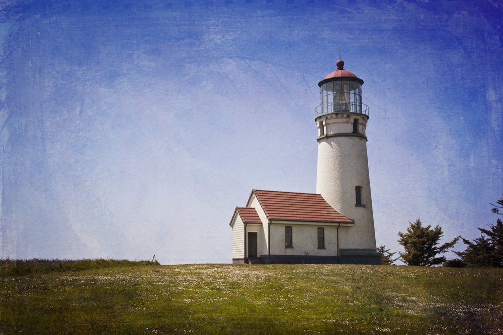 Leuchtturm Cape Blanco