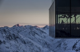 Spitzenrestaurants in den Alpen: das IceQ
