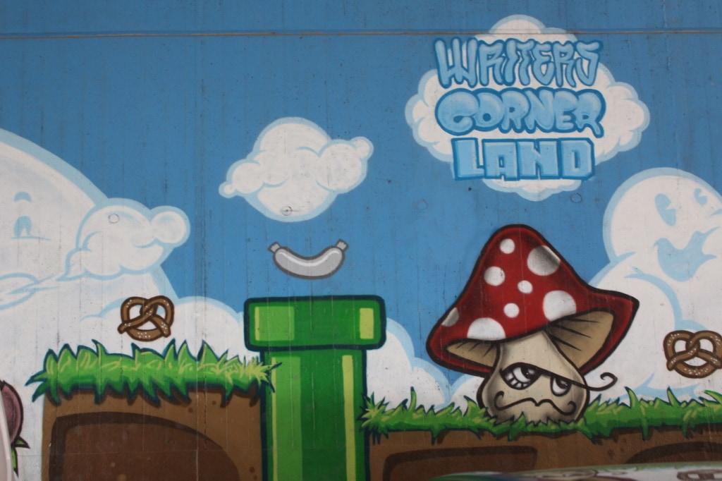 München ist der Geburtsort der deutschen Street-Art-Szene!