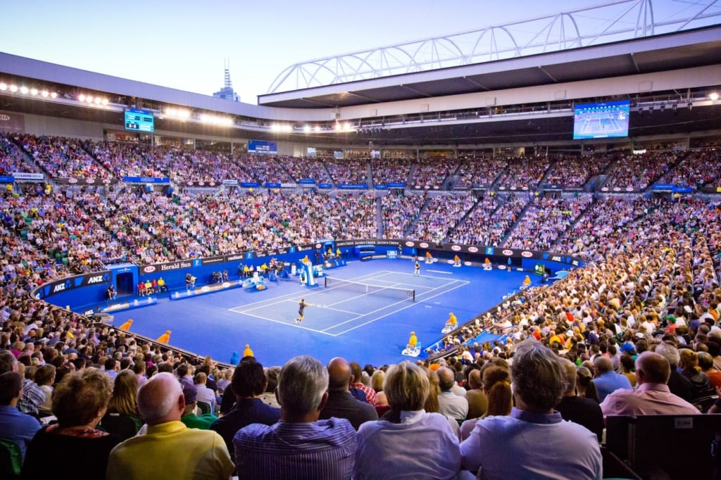 Rod Laver Arena: Hauptstadion bei den Australian Open