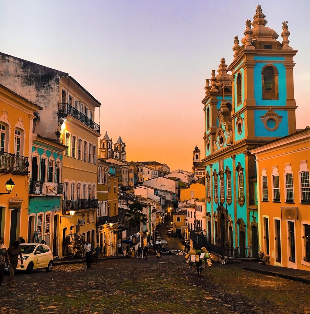 Altstadt Pelourinho in Salvador