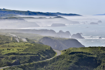 Der Highway 1 in Kalifornien zählt zu einer der legendärsten Roadtrips der Welt, nicht umsonst.