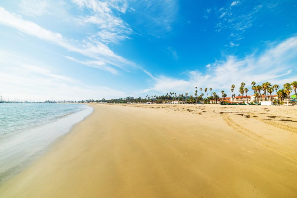 Kaliforniens Strände sind ein Eldorado für Surfer und Sonnenanbeter.
