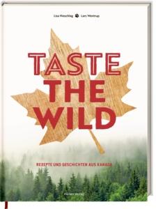 Abogeschenk Kochbuch Taste the Wild