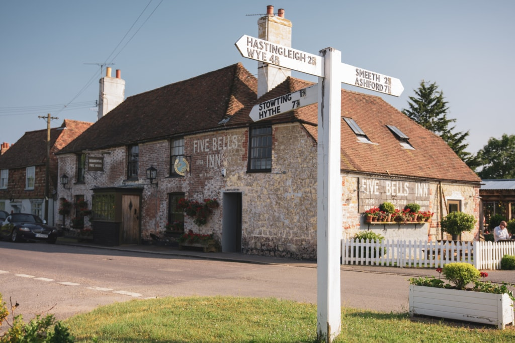 »England#s Great Walking Trails« lassen einen England hautnah erleben.