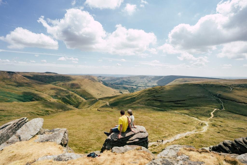 Der Pennine Way ist ohne Frage eine der spektakulärsten Wanderwege in England
