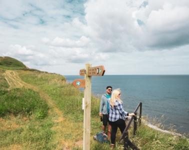 »England's Great Walking Trails« bringen einem England ganz nah.