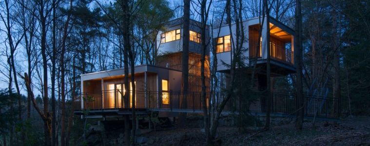 Baumhaus Lodge Schrems